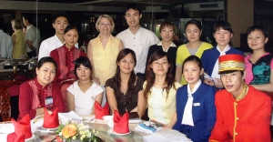Sunny Hotel Beijing English class